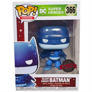 תמונה של באטמן - BATMAN SILENT KNIGHT HOLIDAY EXCLUSIVE POP