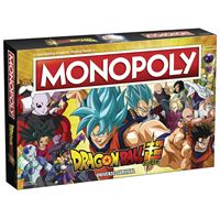 תמונה של דרגון בול - MONOPOLY DRAGON BALL SUPER BOARD GAME
