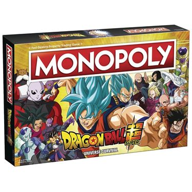 תמונה של דרגון בול - MONOPOLY DRAGON BALL SUPER BOARD GAME