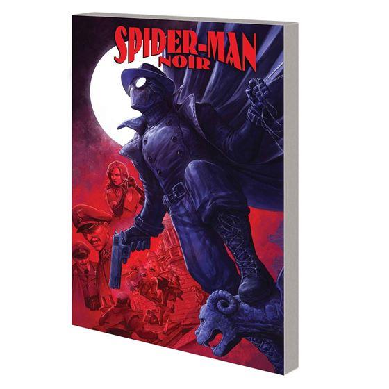תמונה של ספיידרמן - SPIDER-MAN NOIR TP
