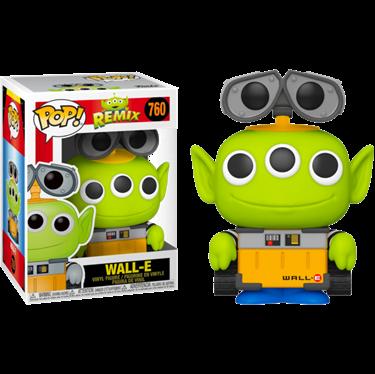 תמונה של צעצוע של סיפור - PIXAR ALIEN REMIX WALL-E POP
