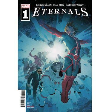 תמונה של הנצחיים - ETERNALS #1