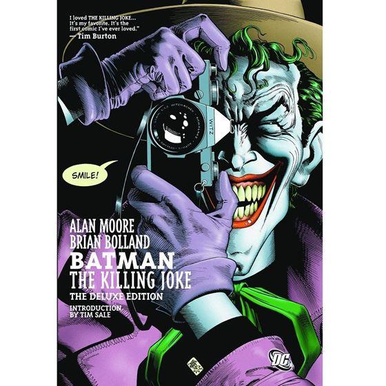תמונה של BATMAN THE KILLING JOKE SPECIAL ED HC