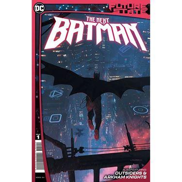 תמונה של #1 FUTURE STATE THE NEXT BATMAN