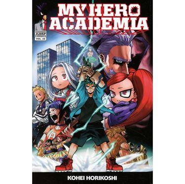 תמונה של אקדמיית הגיבורים שלי - MY HERO ACADEMIA VOL 20