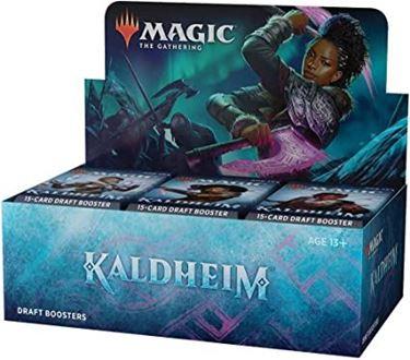 תמונה של מג'יק - MAGIC THE GATHERING: KALDHEIM BOOSTER BOX + PROMO
