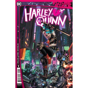 תמונה של הארלי קווין - FUTURE STATE HARLEY QUINN #1