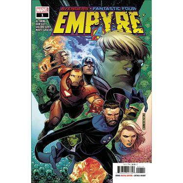 תמונה של EMPYRE 1-6 COMPLETE SET