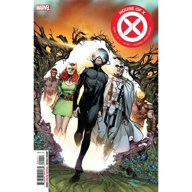 תמונה של אקס-מן - X-MEN - HOUSE OF X 1-6 \ POWERS OF X 1-6