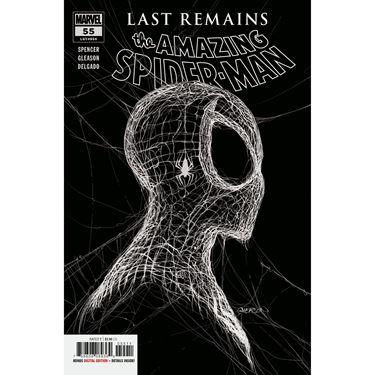 תמונה של ספיידרמן - AMAZING SPIDER-MAN #55