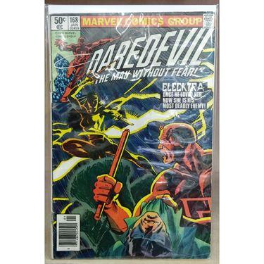 תמונה של DAREDEVIL #168 (1981)