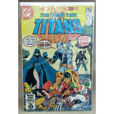 תמונה של NEW TEEN TITANS #2 (1980)