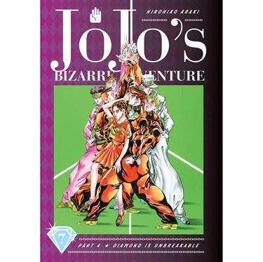 תמונה של JOJOS BIZARRE ADVENTURE 4 DIAMOND IS UNBREAKABLE VOL 7