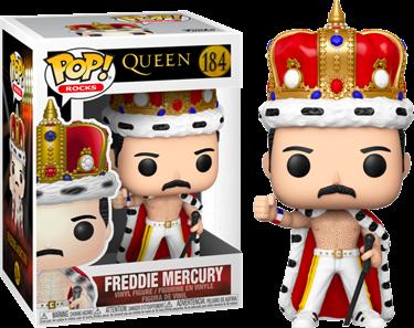 תמונה של קווין - QUEEN FREDDIE MERCURY KING POP