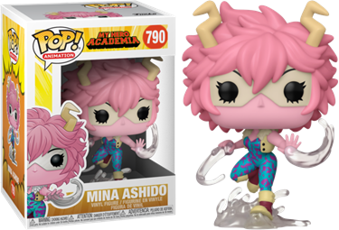 תמונה של MY HERO ACADEMIA MINA ASHIDO POP
