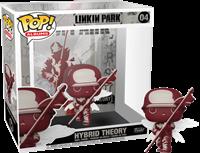 תמונה של לינקין פארק - LINKIN PARK HYBRID THEORY ALBUM POP