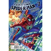תמונה של AMAZING SPIDER-MAN #1 ALEX ROSS COVER