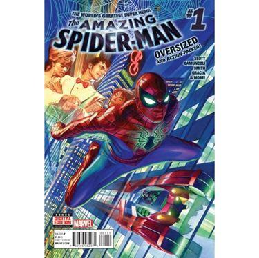 תמונה של AMAZING SPIDER-MAN #1 ALEX ROSS COVER