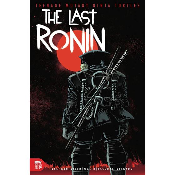 תמונה של TMNT THE LAST RONIN #1