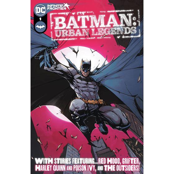 תמונה של BATMAN URBAN LEGENDS #1