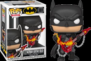 תמונה של באטמן - DARK NIGHTS DEATH METAL BATMAN GUITAR SOLO EXCLUSIVE POP