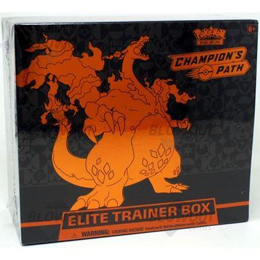תמונה של פוקימון - POKEMON CHAMPIONS PATH ELITE TRAINER BOX