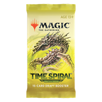 תמונה של MAGIC THE GATHERING: TIME SPIRAL BOOSTER PACK