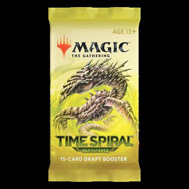 תמונה של MAGIC THE GATHERING: TIME SPIRAL BOOSTER PACK