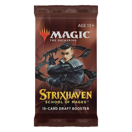 תמונה של MAGIC THE GATHERING: STRIXHAVEN SCHOOL OF MAGES BOOSTER PACK