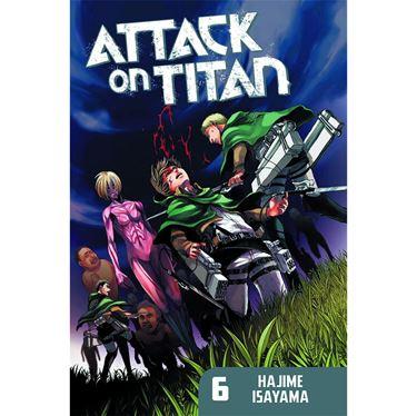 תמונה של ATTACK ON TITAN VOL 6