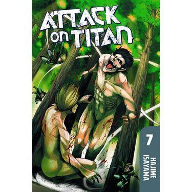 תמונה של ATTACK ON TITAN VOL 7