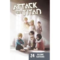 תמונה של ATTACK ON TITAN VOL 24