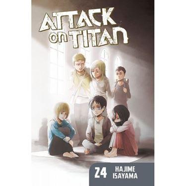 תמונה של ATTACK ON TITAN VOL 24