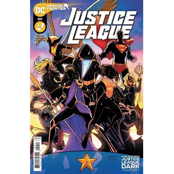 תמונה של ליגת הצדק - JUSTICE LEAGUE 59