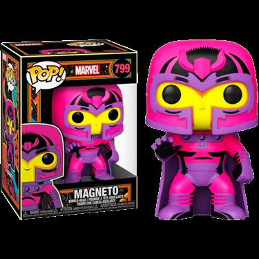 תמונה של מגנטו - MARVEL BLACKLIGHT MAGNETO EXC POP