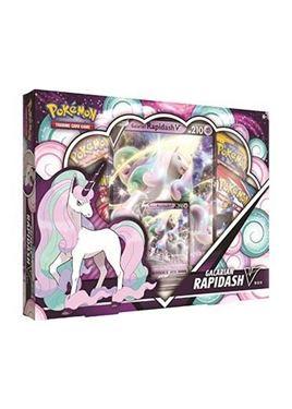 תמונה של פוקימון - POKEMON GALARIAN RAPIDASH V BOX