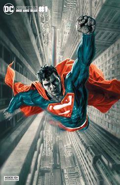 תמונה של SUPERMAN RED & BLUE #1 (OF 6)