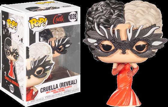 תמונה של CRUELLA CRUELLA DE VIL REVEAL POP