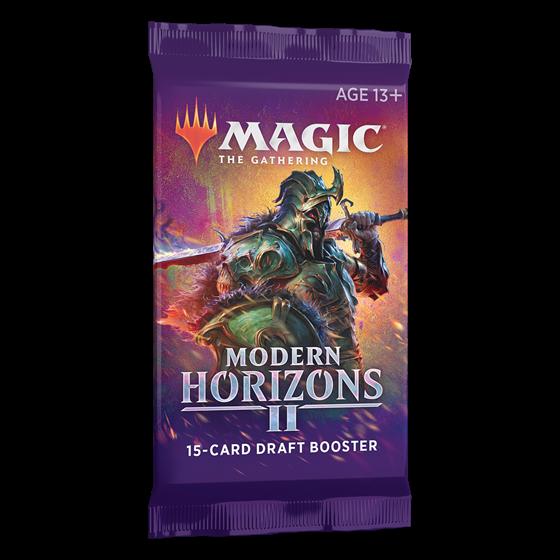 תמונה של MAGIC THE GATHERING: MODERN HORIZONS II DRAFT BOOSTER