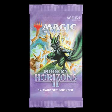 תמונה של MAGIC THE GATHERING: MODERN HORIZONS II SET BOOSTER