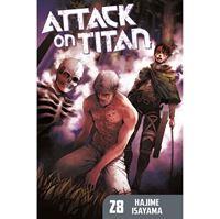 תמונה של ATTACK ON TITAN VOL 28