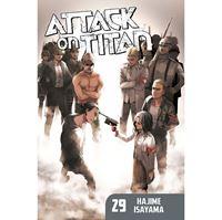 תמונה של ATTACK ON TITAN VOL 29