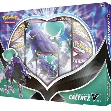 תמונה של פוקימון - POKEMON SHADOW CALYREX V BOX