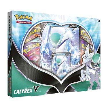 תמונה של פוקימון - POKEMON ICE RIDER CALYREX V BOX