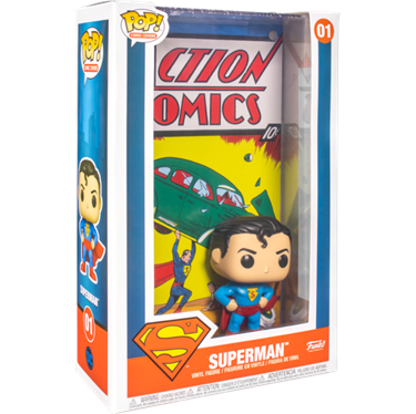 תמונה של סופרמן - SUPERMAN ACTION COMICS #1 POP