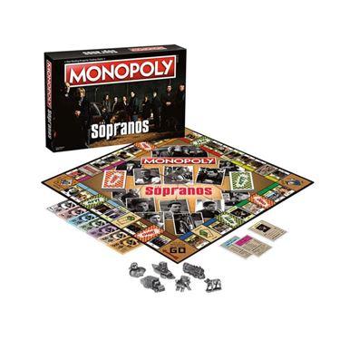 תמונה של מונופול הסופרנוס - THE SOPRANOS MONOPOLY