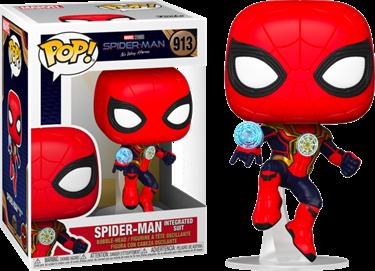 תמונה של ספיידרמן - SPIDER-MAN NO WAY HOME SPIDER-MAN INTEGRATED SUIT POP