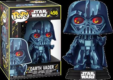 תמונה של מלחמת הכוכבים ויידר - STAR WARS DARTH VADER RETRO POP