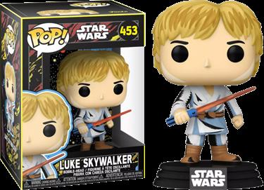 תמונה של מלחמת הכוכבים לוק - STAR WARS LUKE SKYWALKER RETRO POP