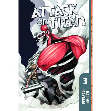 תמונה של ATTACK ON TITAN VOL 3